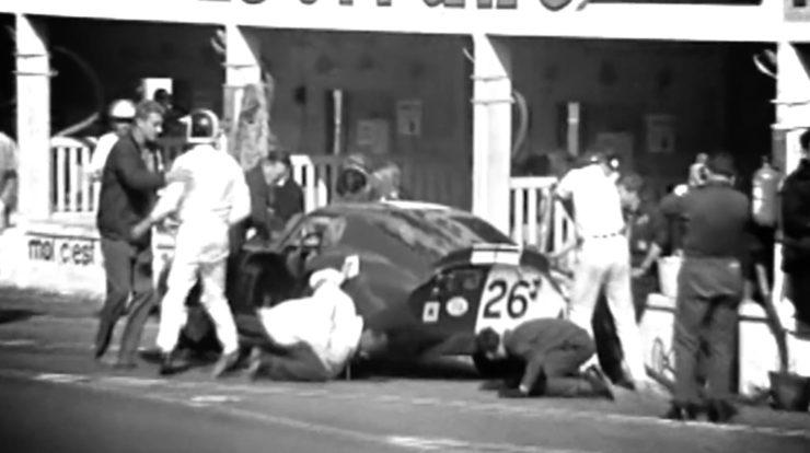 Shleby Daytona Cobra