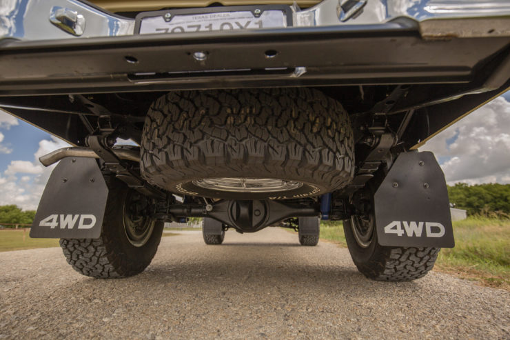 Toyota 4×4 Pickup HiLux Chassis