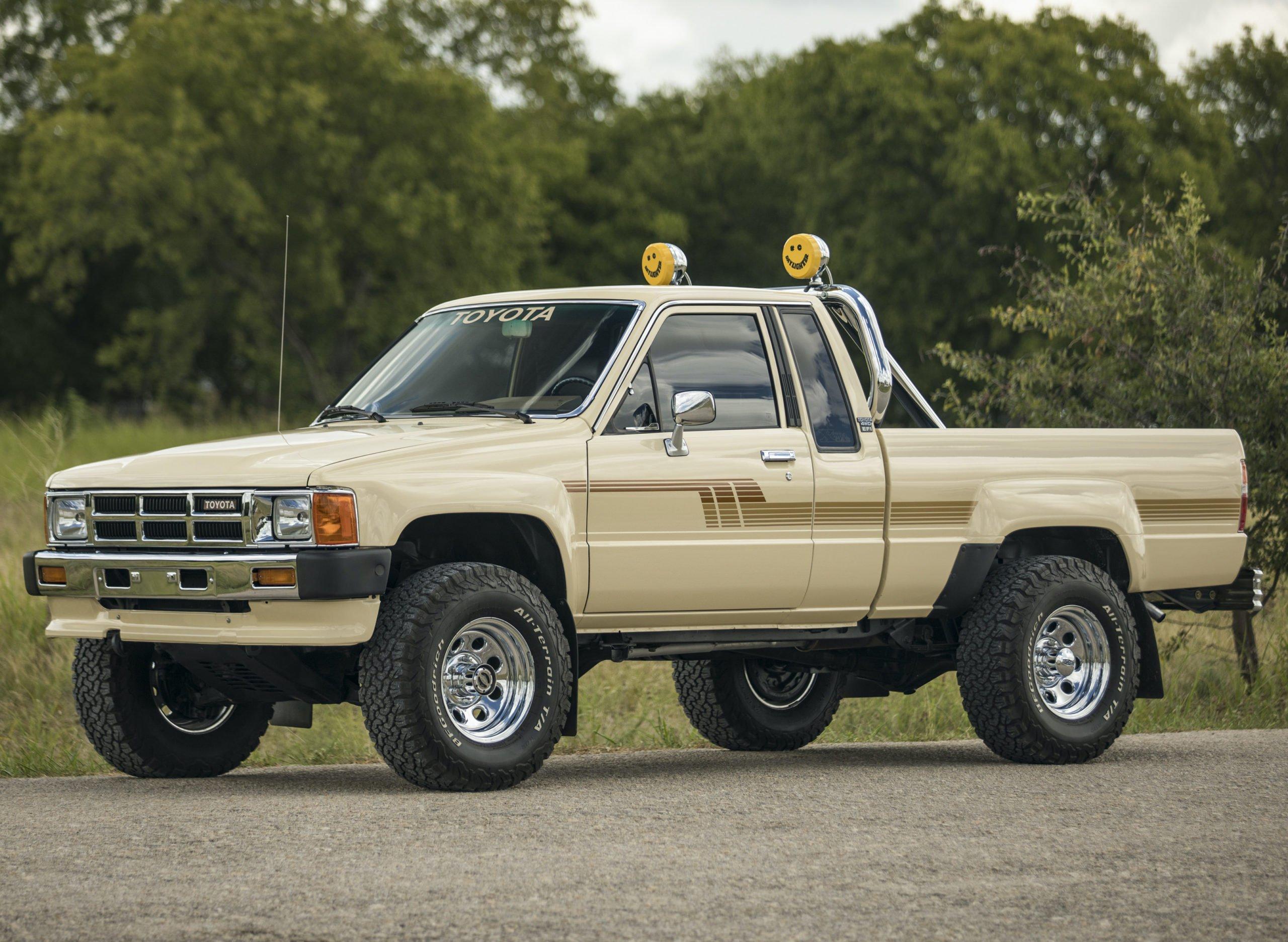 Toyota Pickup Hilux
