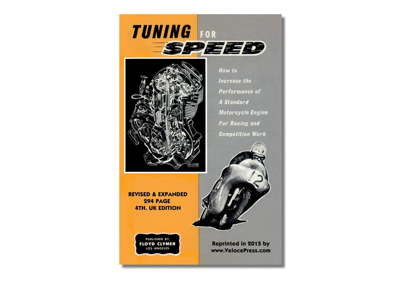 Tuning For Speed - A Book By Phil Irving