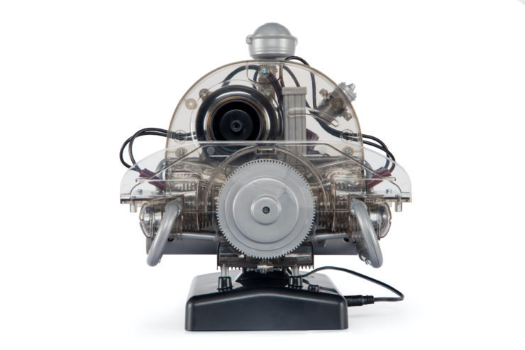 VW Beetle Flat-Four Boxer Engine Kit by Franzis