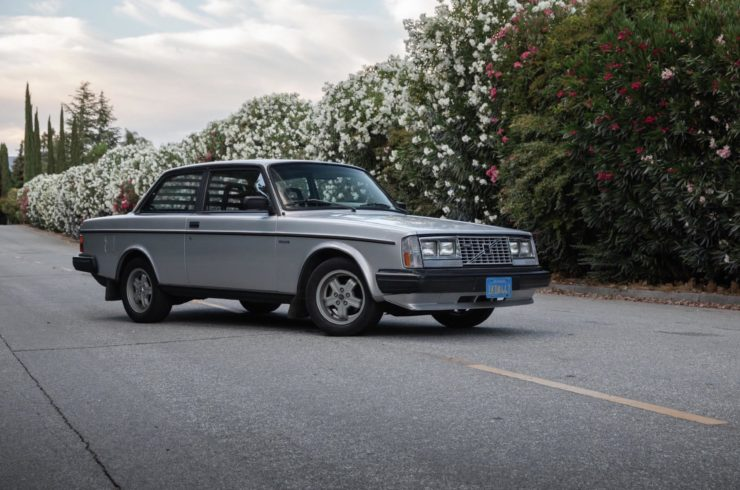 Volvo 242 Group A Homologation Flathood 3