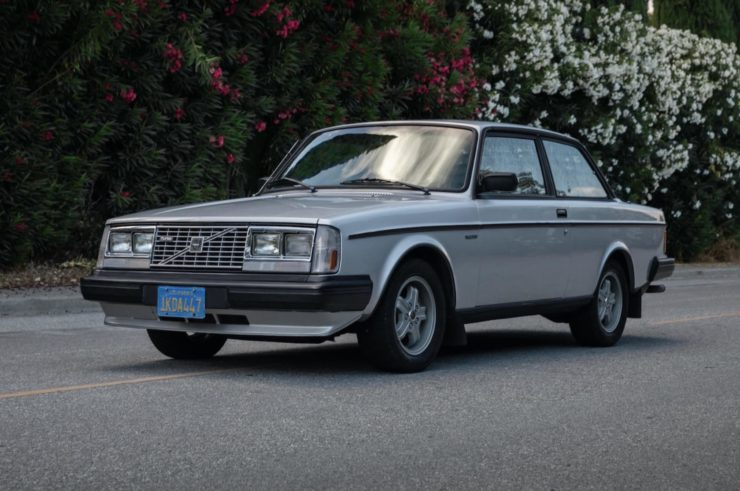 Volvo 242 Group A Homologation Flathood 6