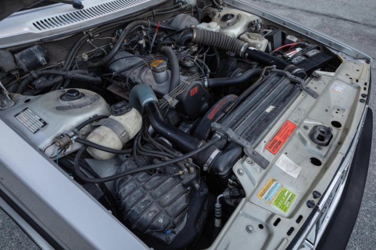 Volvo 242 Group A Homologation Flathood Engine 2