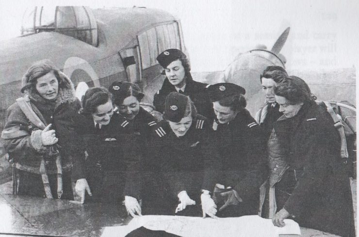 Women ATA Pilots