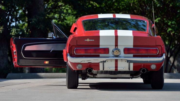 1967 Shelby GT350 Back 3