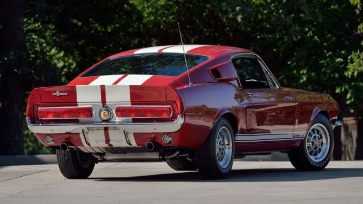 1967 Shelby GT350 Back