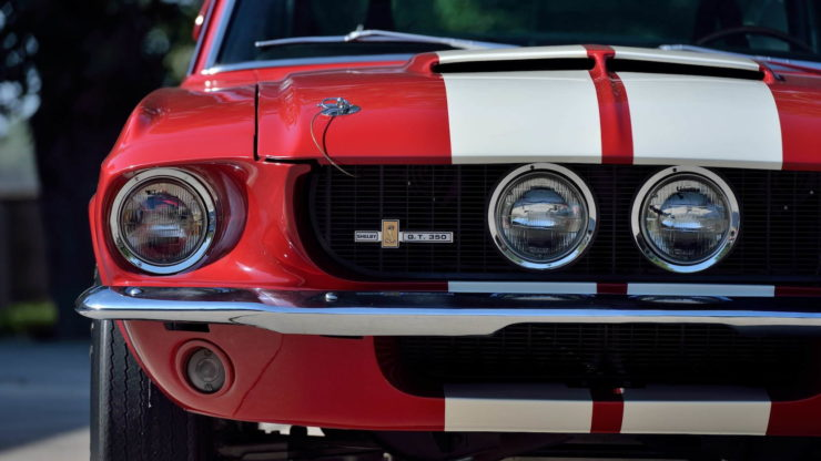 1967 Shelby GT350 Front 2