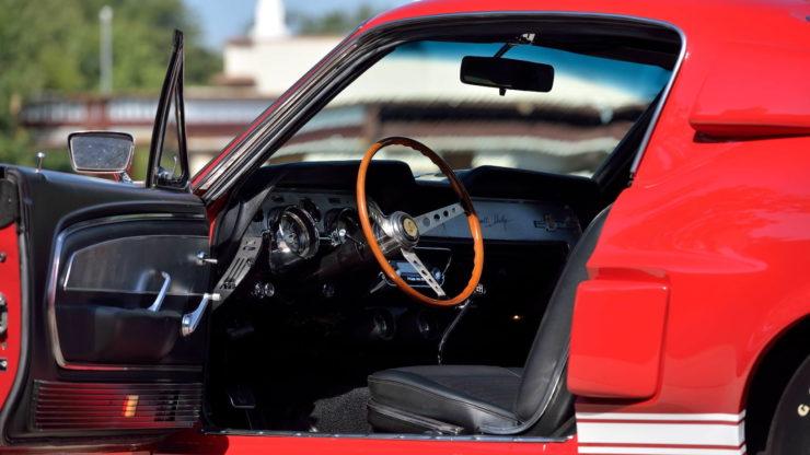 1967 Shelby GT350 Interior 2