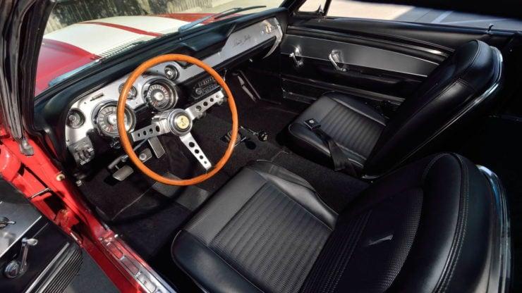 1967 Shelby GT350 Interior