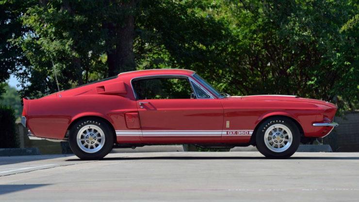 1967 Shelby GT350 Side