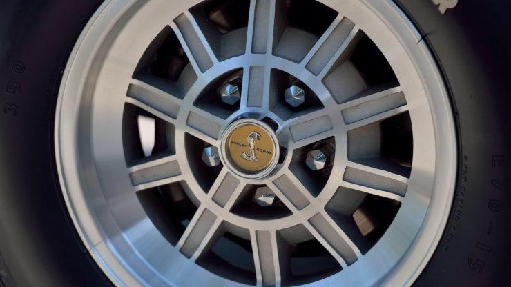 1967 Shelby GT350 Wheel Rims