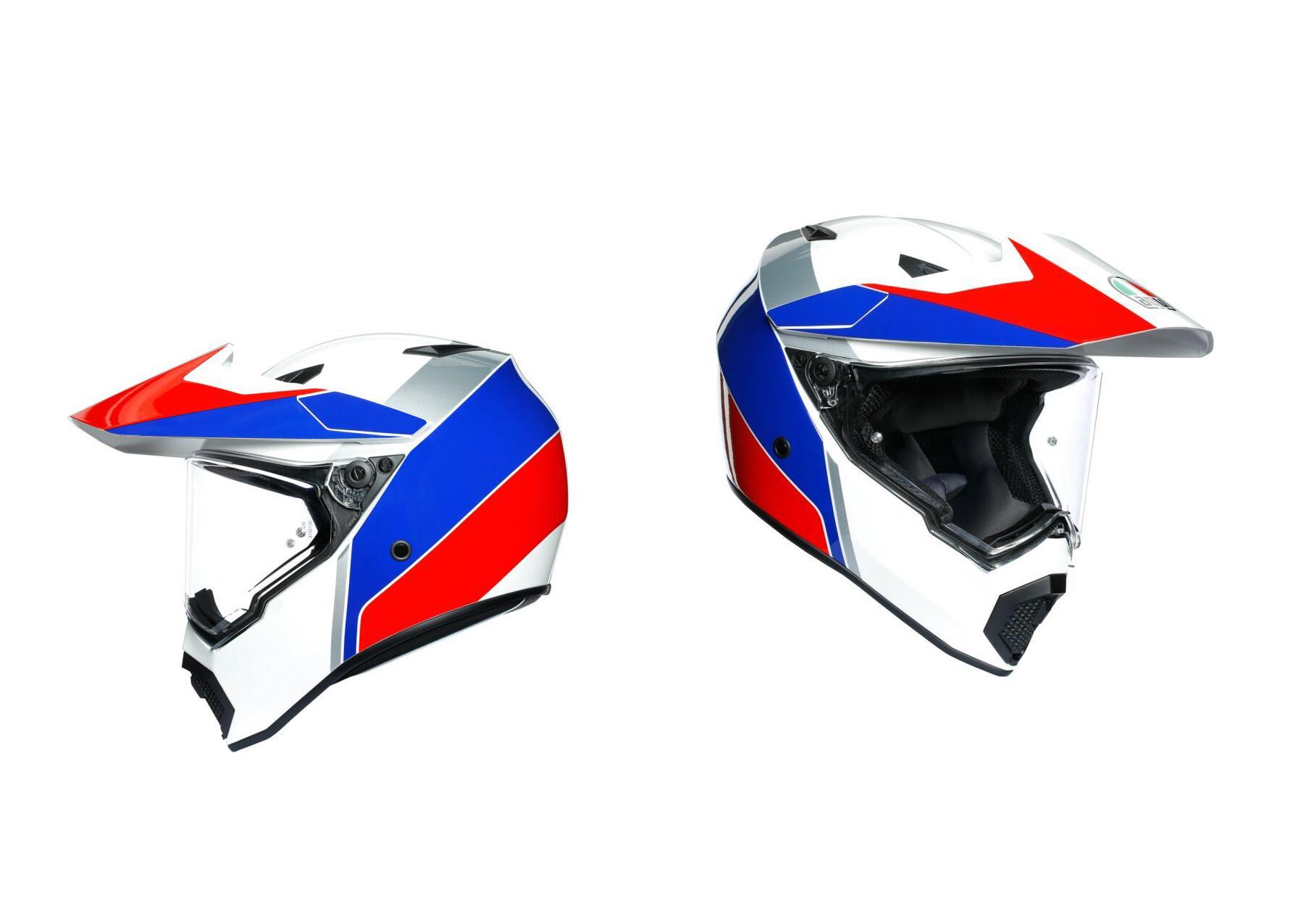 AGV AX9 Ocean Helmet