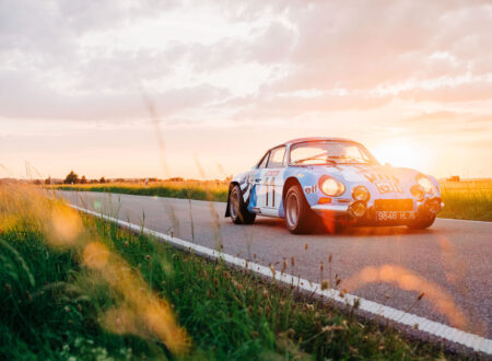 Alpine A110 Rally AlpineLAB 7