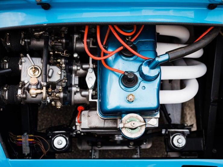 Alpine A110 Rally AlpineLAB Engine