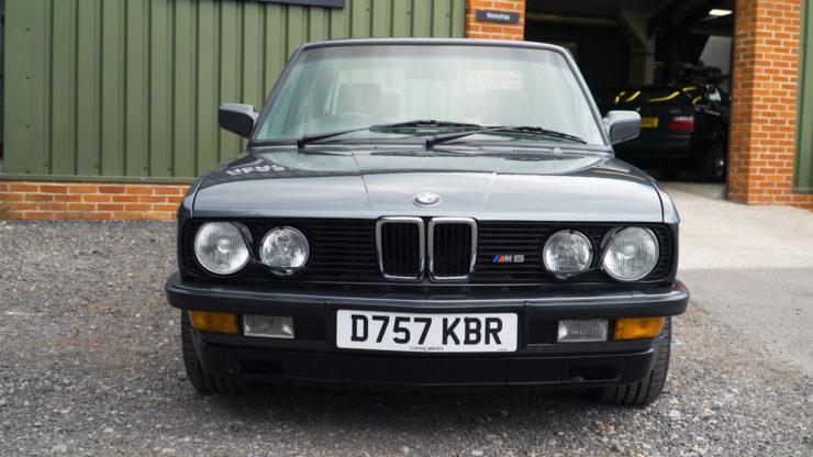 BMW E28 M5 Front