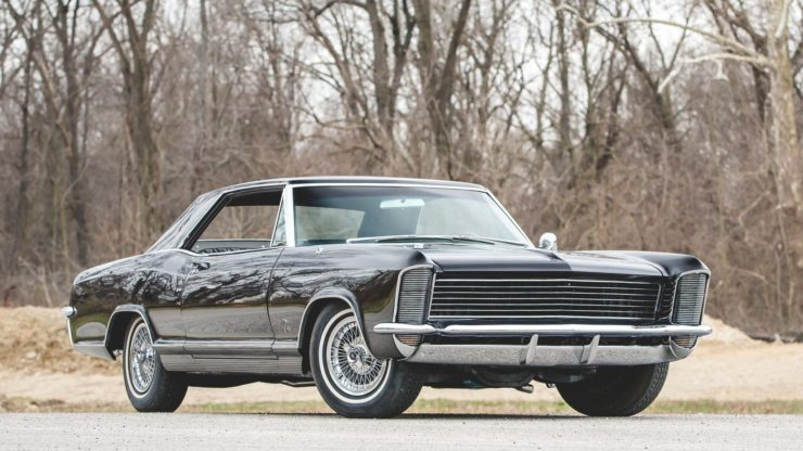 Buick Riviera First Generation