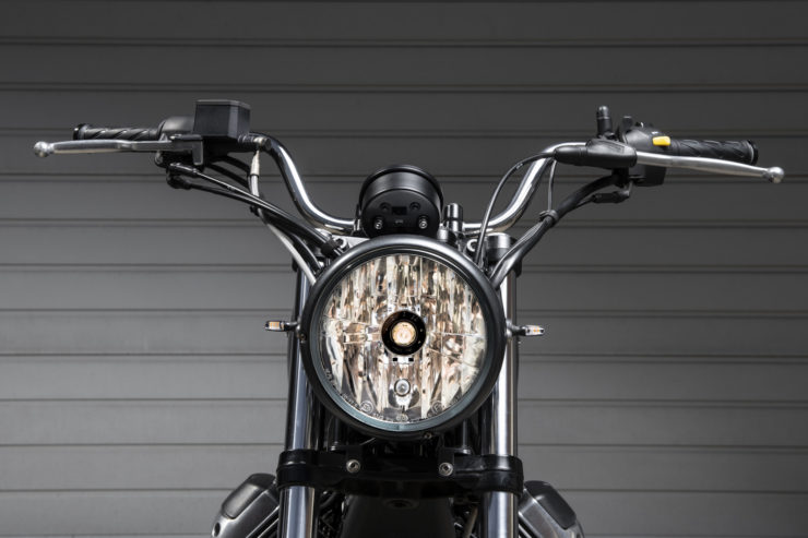 Custom Moto Guzzi Nevada 750 12