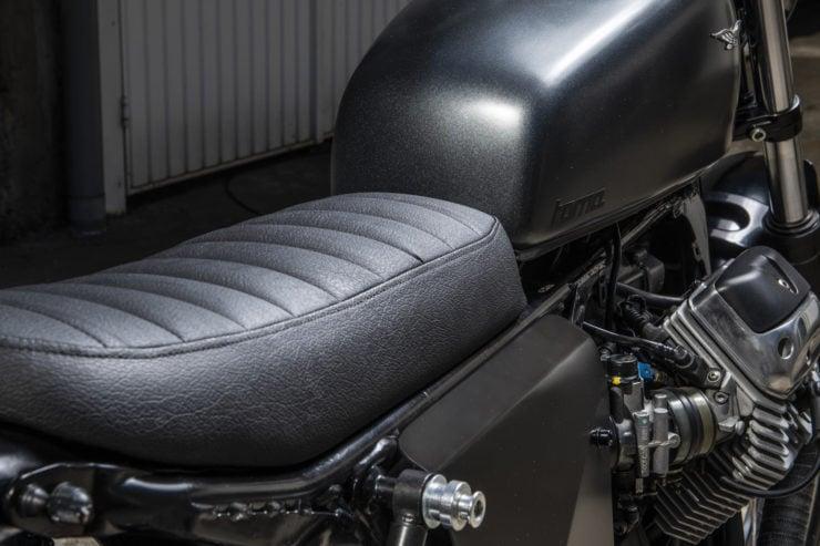 Custom Moto Guzzi Nevada 750 13