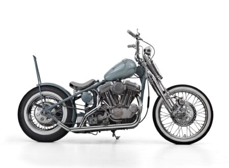 Custom Sportster Chopper