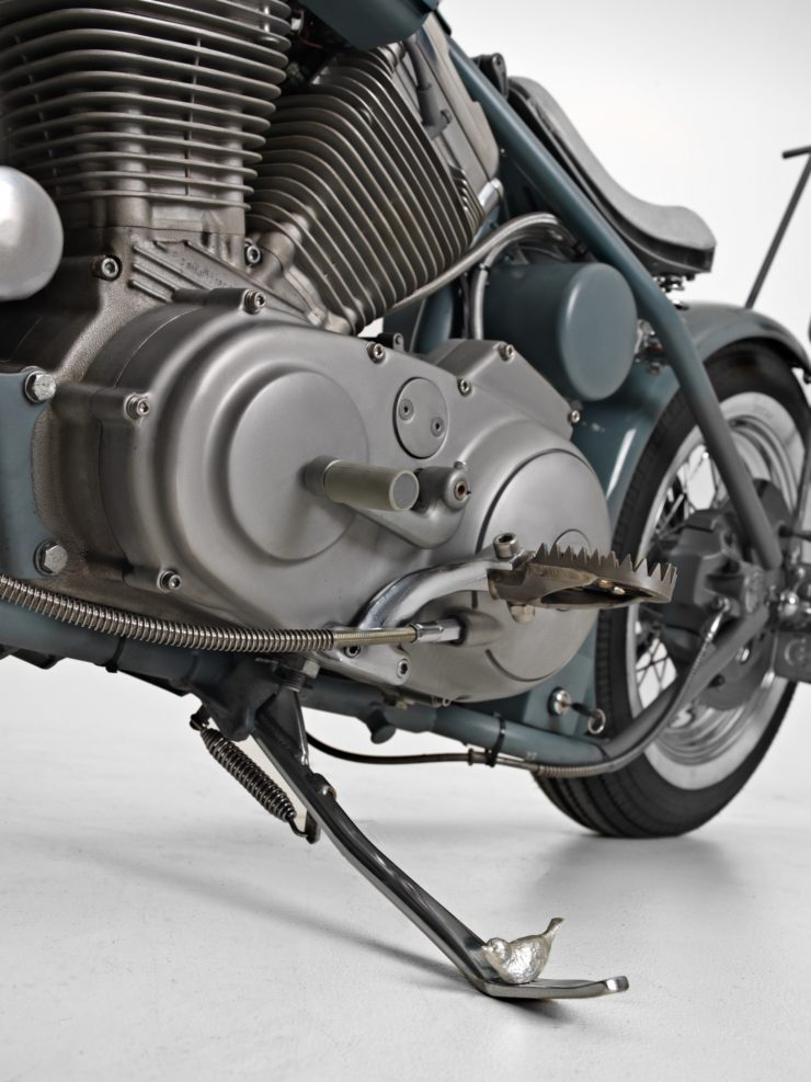 Custom Sportster Engine