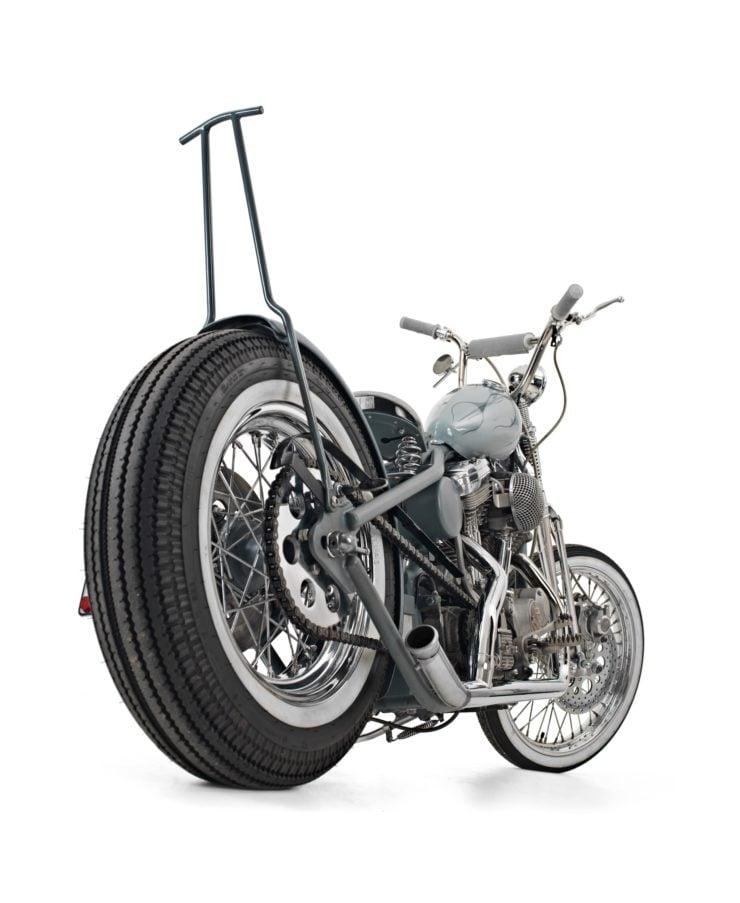 Custom Sportster Tire