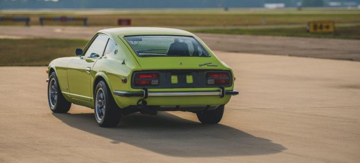 Datsun 240Z Back
