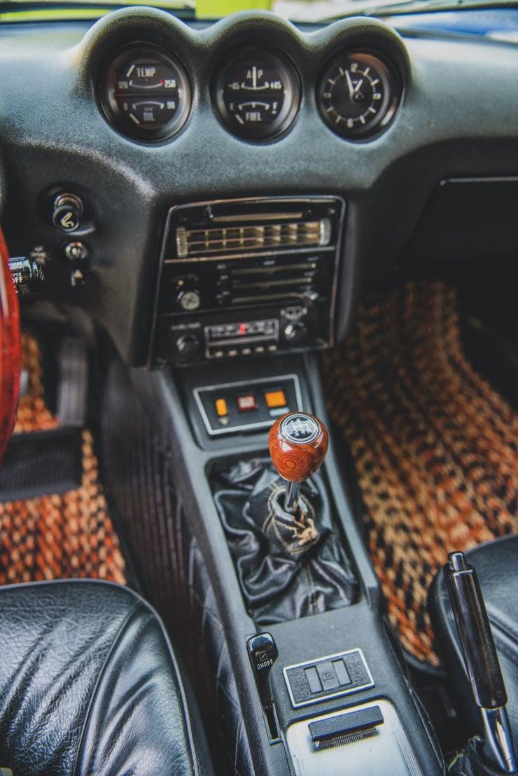 Datsun 240Z Centre Console