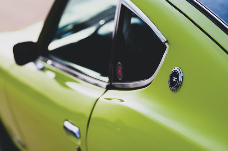 Datsun 240Z Door