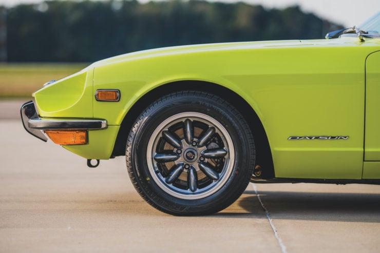 Datsun 240Z Front