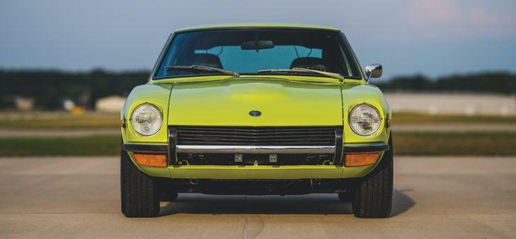 Datsun 240Z Grille