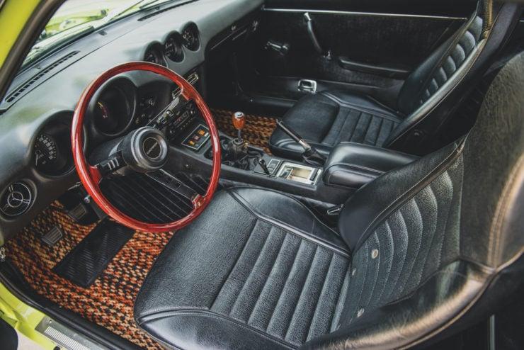 Datsun 240Z Seats