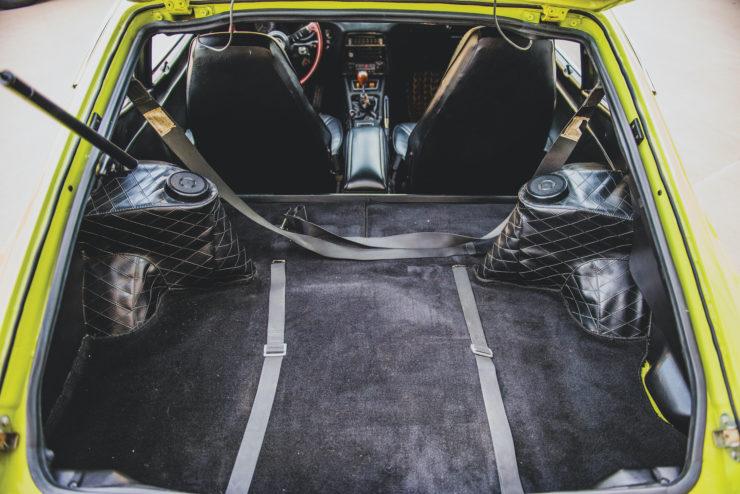Datsun 240Z Trunk