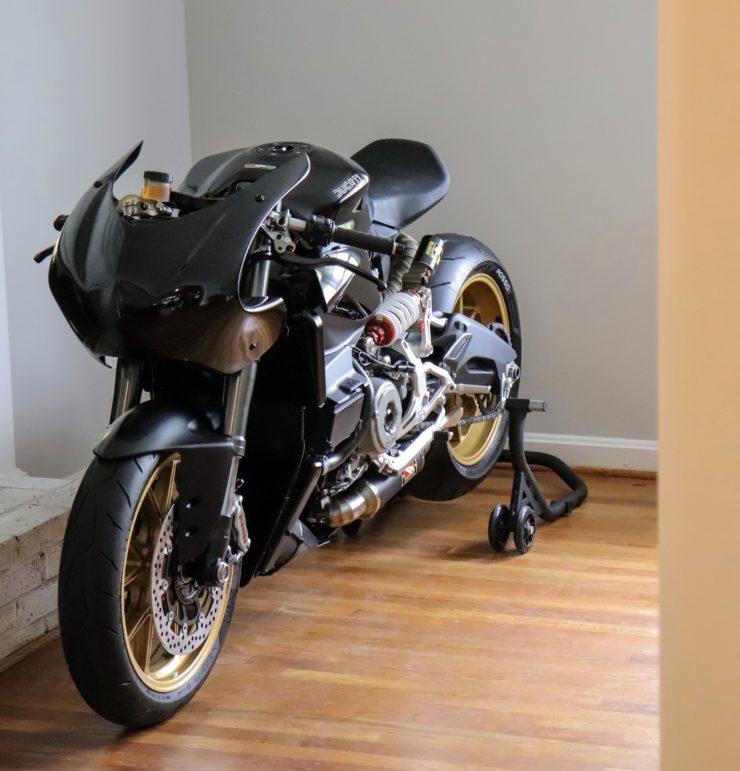 Ducati Panigale 959 Custom 3