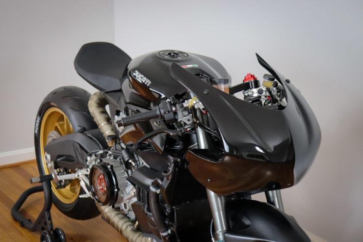 Ducati Panigale 959 Custom 9