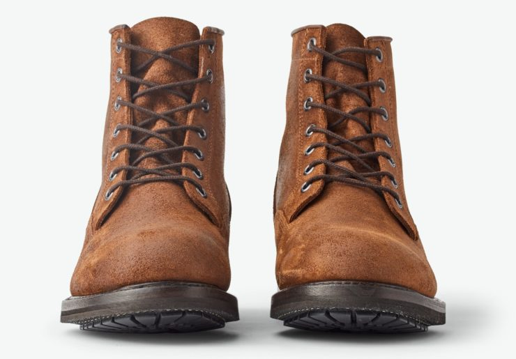 Filson Service Boot Front
