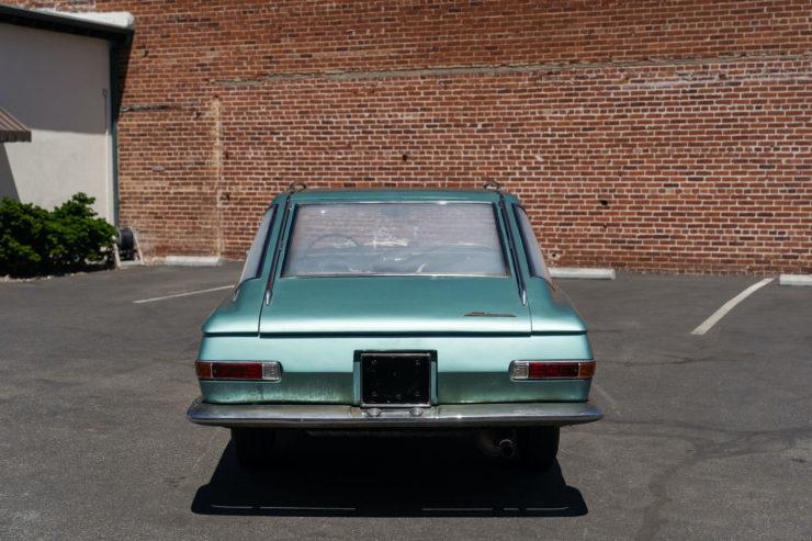 Ford Falcon Clan Ghia Back