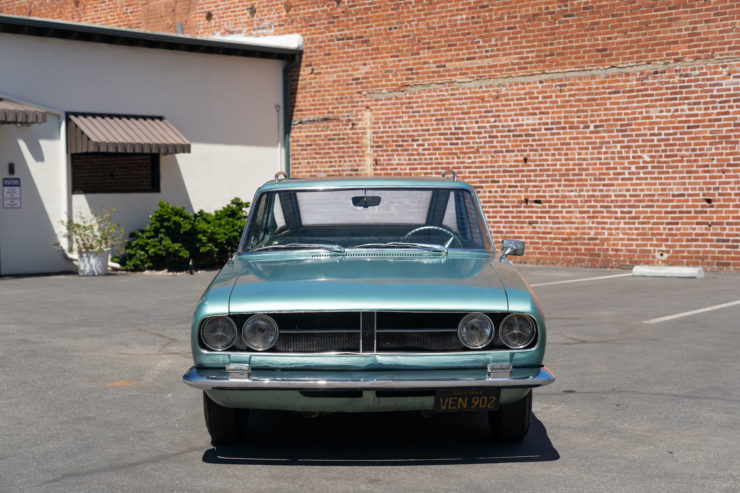 Ford Falcon Clan Ghia Front