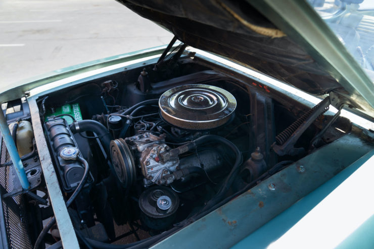 Ford Falcon Clan by Ghia Engine