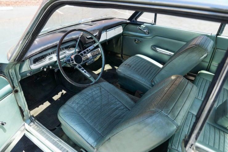 Ford Falcon Clan by Ghia Interior