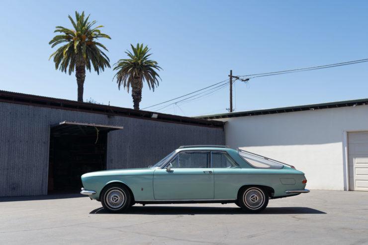 Ford Falcon Clan by Ghia Side 2