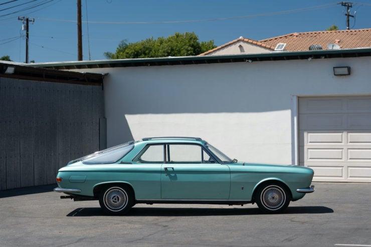 Ford Falcon Clan by Ghia Side