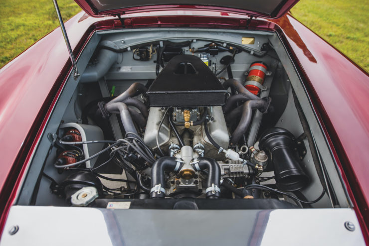 Ghia Supersonic Engine