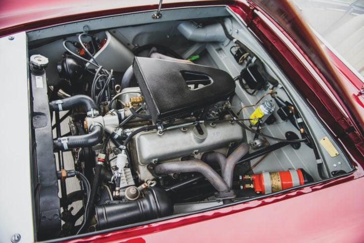 Ghia Supersonic Fiat 8V