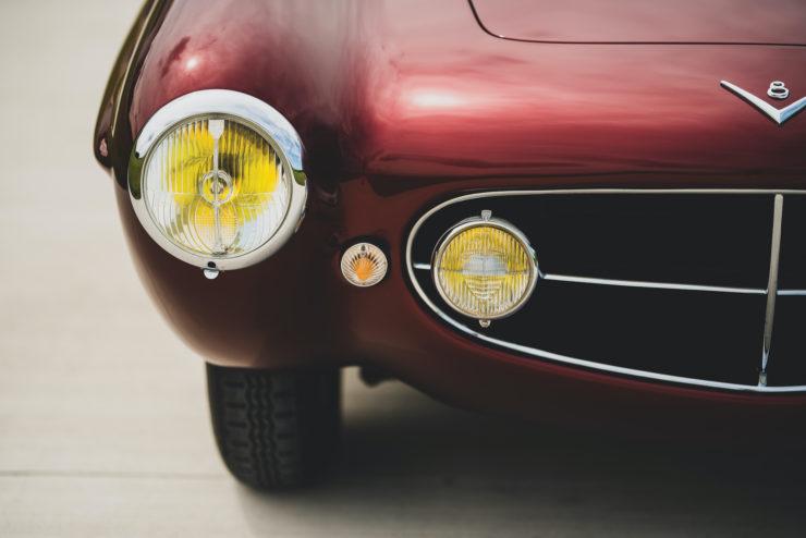 Ghia Supersonic Headlight