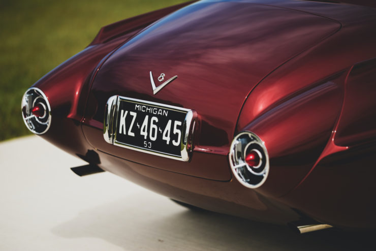 Ghia Supersonic Lights