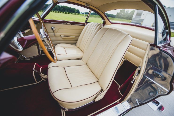 Ghia Supersonic Seats