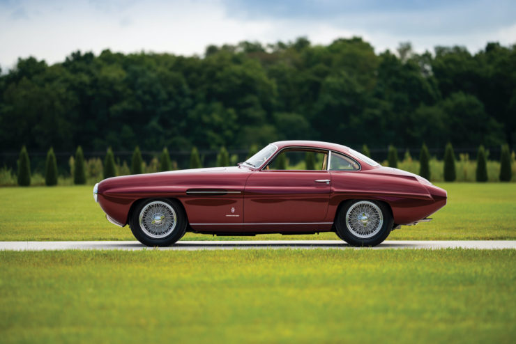 Ghia Supersonic Side