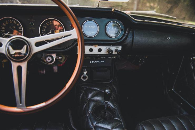 Honda S800 Dash