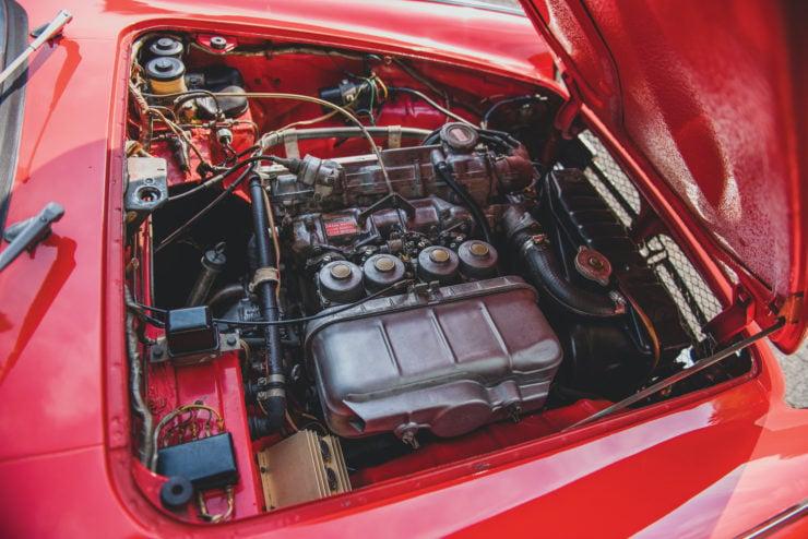 Honda S800 Engine 2